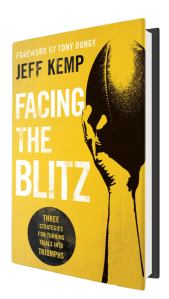 Facing the Blitz by Jeff Kemp